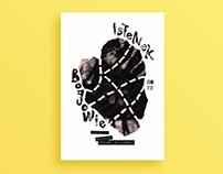 Bogowie film poster / 21st Polish Film Spring