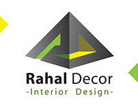 Rahal Decor, Interior Design | Brand Identity