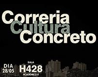 Exposição Correria Cultura e Concreto - Edição de Vídeo