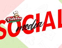 Pidezza Social Media