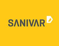 Sanivar AG - Branding