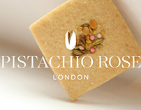 Pistachio Rose London Branding & Packaging