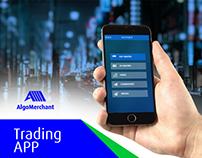 Algomerchant Trading App