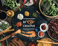 創義麵_Creative Pasta Rebranding