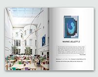 Ceadogán Branding: Mainie Jellett Brochure