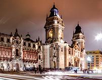 Panorámicas Centro de Lima/Perú
