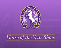 Horse of the Year Show 2015 - Titles