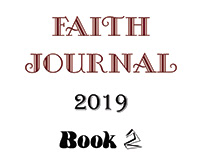 2019 Faith Journal Book 2
