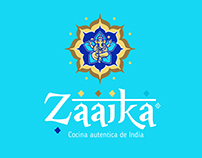Zaaika | Indian food