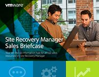VMware sales briefcases
