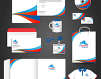 Branding Package for Rainbow Residencies