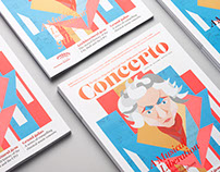 Cape Town Symphony Orchestra illustration