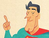 Vintage Superman