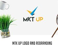 Logo design & rebranding for MTK UP