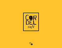 Cordel Café - Projeto de Branding e Marketing e Design