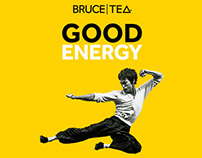 Bruce Tea: Blend by Bruce Lee