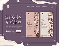 Интернет-магазин шоколада и шоколадных конфет
