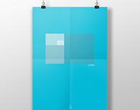 Architecture poster #11 Fibonacci sequence serie