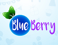 Blue Berry - Logo