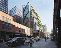 Pictury for SOM | 800 West Fulton Market St.