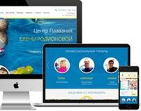 Сайт: Центр плавания