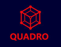 QUADRO cryptoeconomics startup logo