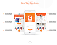 UI - Mobile Design App - Sogegross