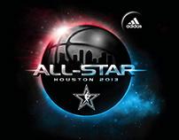 NBA All-Star Houston