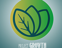 Project Growth - Logo Design
