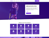 FitSpace - Personal traner's service design