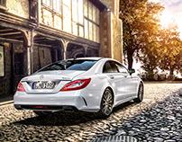 Mercedes-Benz CLS-CGI