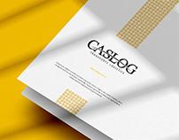 Caslog Logistic | Brand Identity