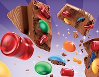 3D   NEW Cadbury Marvellous Creations Bar • India