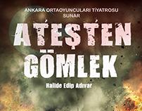 Ankara Ortaoyuncuları Poster Design