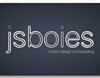 jsboies | demoreel 2015