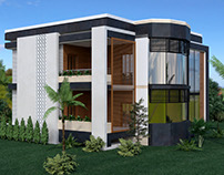 Villa Design Project