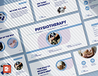 Physiotherapy PowerPoint Presentation Template
