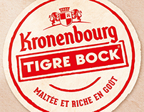 Reinvention of Tigre Bock, a brand born in 1922.