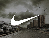 Nike 10k / Press Campaign