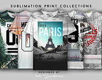 SUBLIMATION PRINT COLLECTION