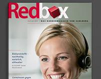 SAHLBERG Customer Magazine
