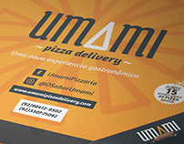 Umami Pizza - Identidade Visual