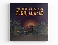 Tughlaqabad: Illustrations