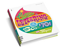 Custom Lettering book designs