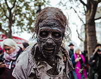 Zombie Walk Paris // 2017