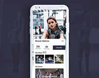 Workout - Free UI Kit