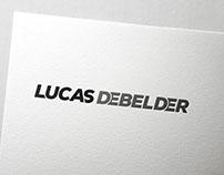 Lucas Debelder - Logo #2