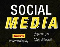 Social Media - Pirelli Brasil