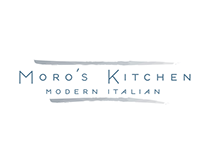 Moros Restaurant Group Branding