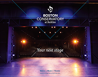 Boston Conservatory at Berklee View Book